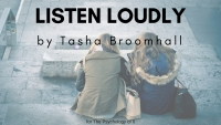 Listen Loudly by Tasha Broomhall