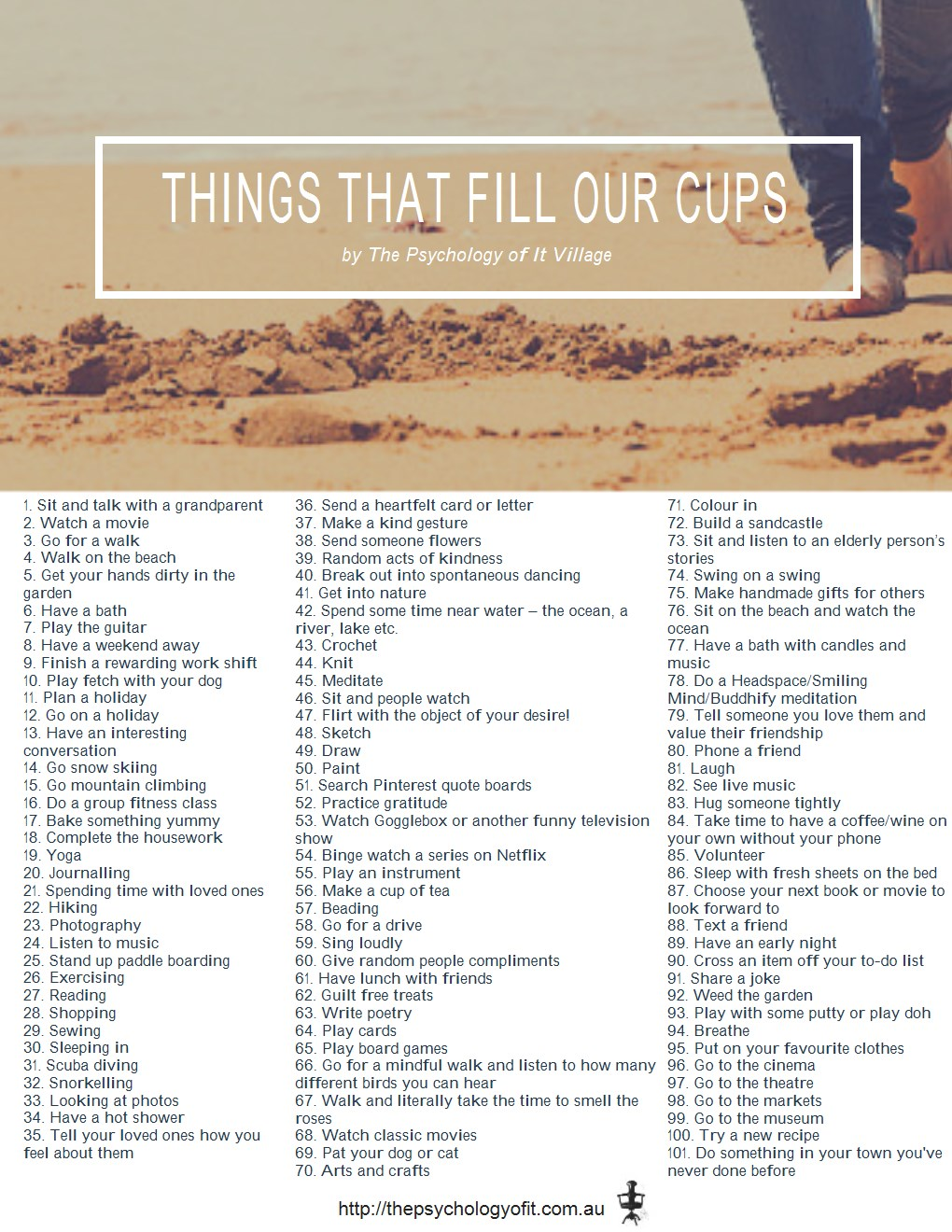 Things that fill our cups jpg
