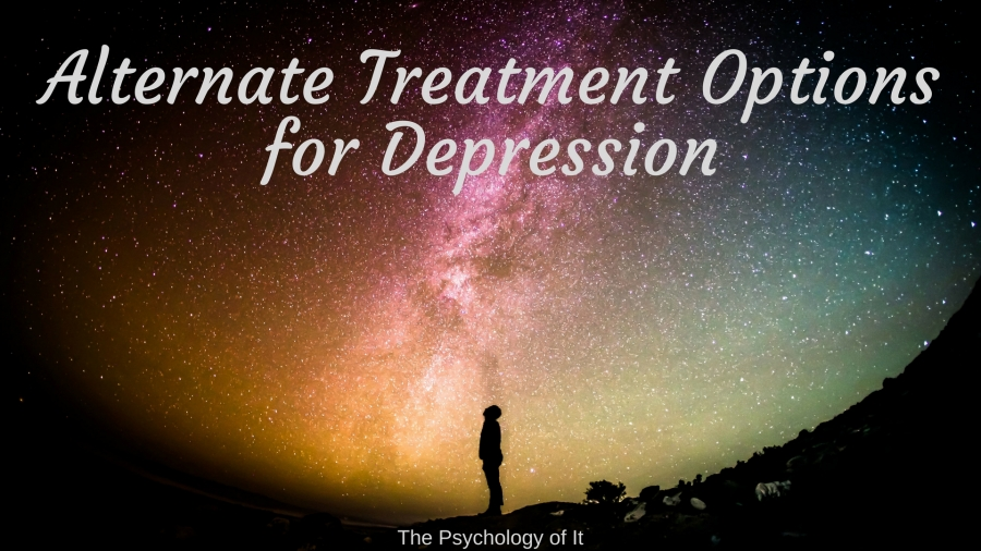 Alternate Treatment Options for Depression