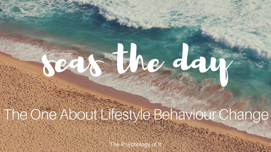 Seize The Day: The One About Lifestyle Behaviour Change
