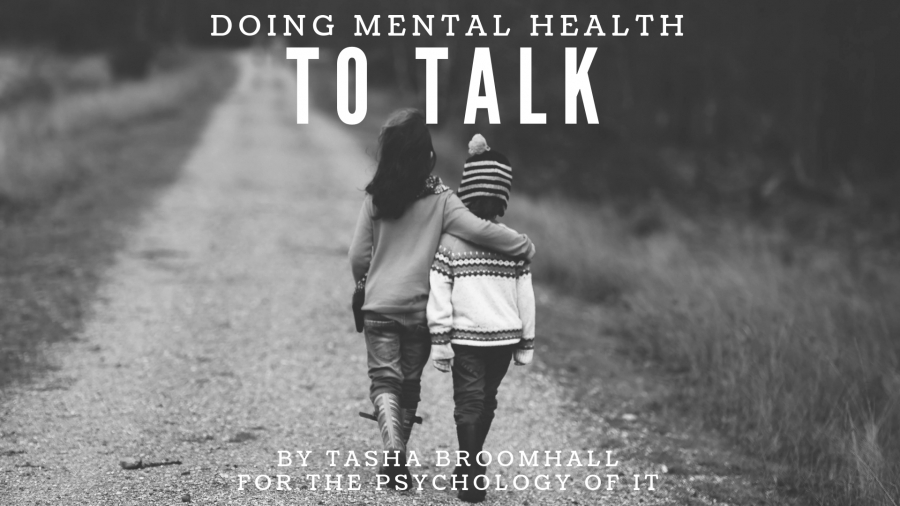 Doing Mental Health - To Talk by Tasha Broomhall